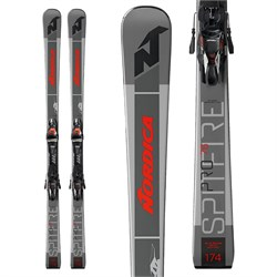 Nordica Dobermann Spitfire Pro 76 Skis + TPX 12 FDT Ski Bindings 2021