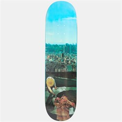 evo Andy Officer Trickle Down 8.5 Skateboard Deck