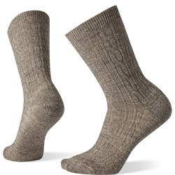 Smartwool Cable Crew Socks - Women's