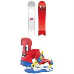 CAPiTA Spring Break Slush Slasher Snowboard + Union Contact Pro Slush Slasher Snowboard Bindings 2022