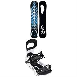 Lib Tech T.Rice Orca Snowboard 2022 + Bent Metal Bolt Snowboard Bindings 2022
