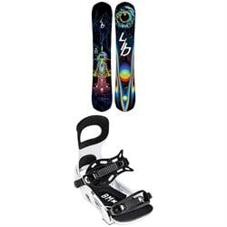 Lib Tech T.Rice Pro HP C2 Snowboard 2022 + Bent Metal Bolt Snowboard Bindings 2022