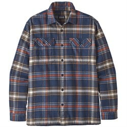 Patagonia Fjord Long-Sleeve Flannel