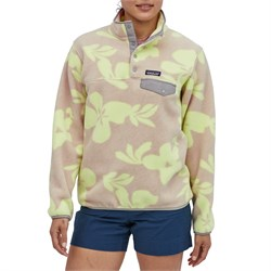 Patagonia Lightweight Synchilla Snap-T Pullover Fleece - Women's