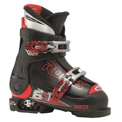 Roces Idea Adjustable Ski Boots (19-22) Kid's