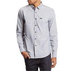 RVCA That'll Do Oxford Long-Sleeve Shirt
