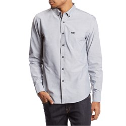 RVCA That'll Do Oxford Long-Sleeve Shirt