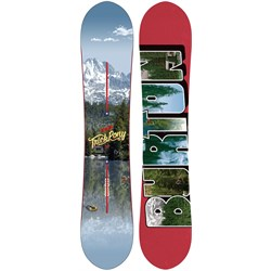 Burton Family Tree Trick Pony Snowboard  - Used