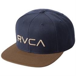 RVCA Twill Snapback II Hat