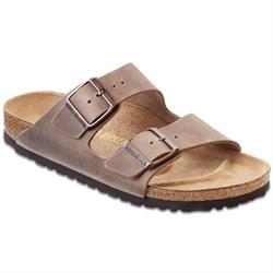 Birkenstock Arizona Oiled Leather Sandals - Women's