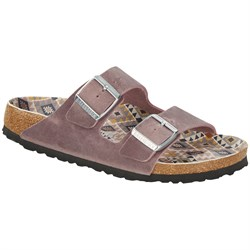 Birkenstock Arizona Oiled Leather Sandals - Women's