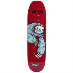 Welcome Sloth 8.5 Moontrimmer 2.0 Skateboard Deck