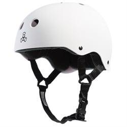 Triple 8 Brainsaver w/ Sweatsaver Liner Skateboard Helmet
