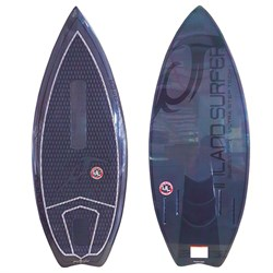 Inland Surfer Sweet Spot Ultra Wakesurf Board