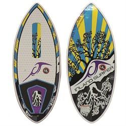 Inland Surfer 4-Skim Caro Pro Wakesurf Board