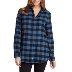 Woolrich Pemberton Boyfriend Flannel Shirt - Women's