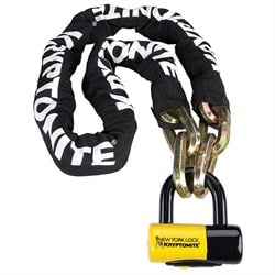 Kryptonite New York Fahgettaboudit Chain 1415 and Disc Lock