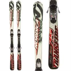 Nordica Transfire 75 Skis + Fastrak 10.0 Bindings  - Used