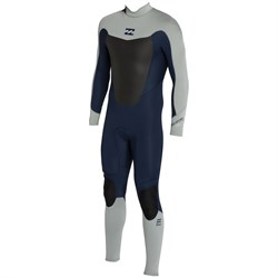 2cc8eed53a 1Sale Billabong 4 3 Foil Back Zip Wetsuit Boys  - Best Surf 2015