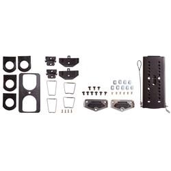 Voile Universal Splitboard Hardware - Standard Bindings