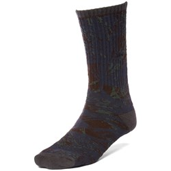 vans mens black socks