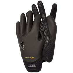XCEL 5mm Drylock TDC 5 Finger Gloves