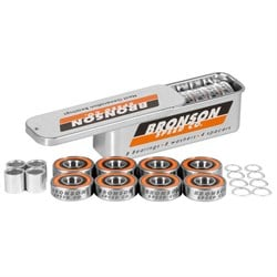 Bronson Speed Co. G3 Skateboard Bearings