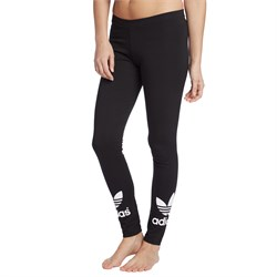 reputable site 70af5 3089f Adidas Originals Trefoil Leggings - Womens 27.97