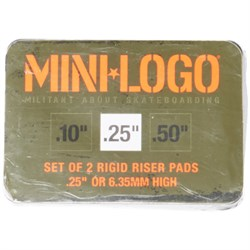 Mini Logo Rigid .25