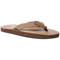 Rainbow Premier Leather- Single Layer Sandals