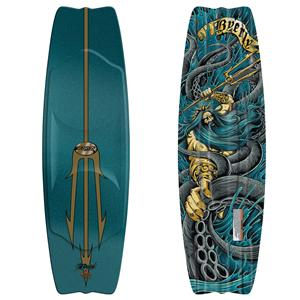 Byerly Wakeboards Blunt Wakeboard 53