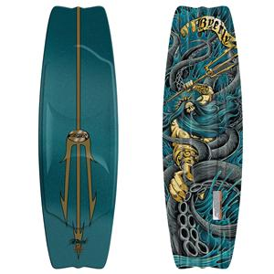 Byerly Wakeboards Blunt Wakeboard 55