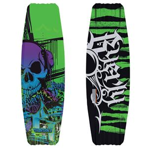 Byerly Wakeboards Conspiracy Wakeboard 54