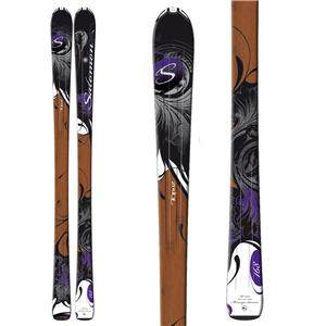 Salomon Origins Topaz Skis - Women's 2011