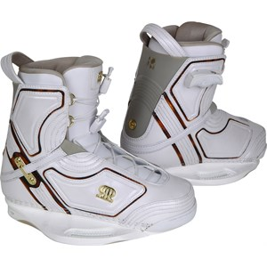 Ronix Faith Hope Love Wakeboard Bindings - Women's 2012