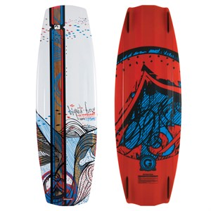 Liquid Force Watson Hybrid Wakeboard 2012