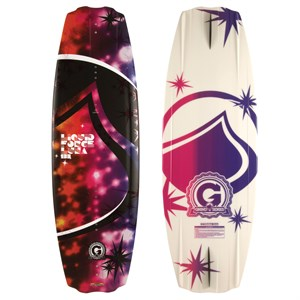 Liquid Force Luna Grind Wakeboard - Women's 2012