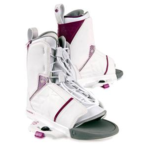 Liquid Force Transit Wakeboard Bindings - Women's 2012