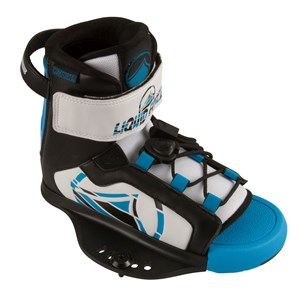 Liquid Force Nemesis Wakeboard Bindings - Youth - Boy's 2012