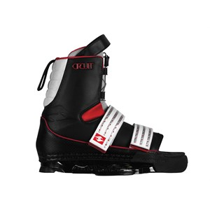 Hyperlite Circuit Wakeboard Bindings 2012