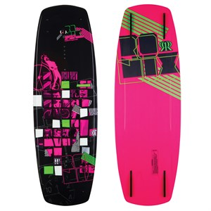 Ronix Quarter 'Til Midnight Wakeboard - Women's 2012