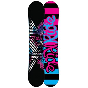 Ride Rapture Snowboard - Women's 2013