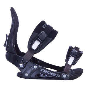 Ride LXH Snowboard Bindings - Women's 2013