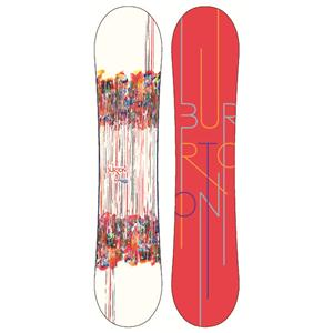 Burton Feelgood Smalls Snowboard - Girl's 2013