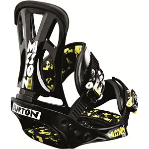 Burton Mission Smalls Snowboard Bindings - Youth - Boy's 2013