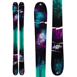 K2 MissBehaved Skis - Women's 2013