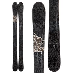 Line Skis Influence 105 Skis 2013
