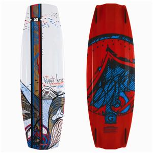 Liquid Force Watson Hybrid Wakeboard - Blem 2012
