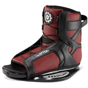 Slingshot Option Open Toe Wakeboard Bindings 2013