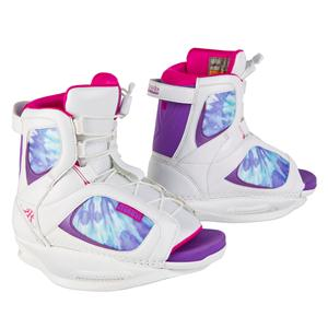 Ronix August Wakeboard Bindings - Girl's 2013